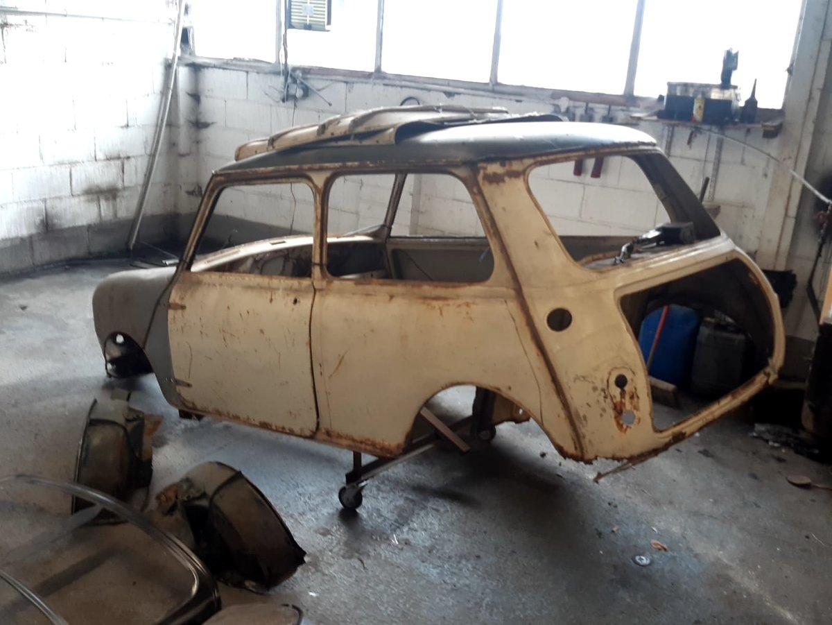 1967 Genuine Austin Mini Cooper MK1 For Sale (picture 1 of 6)