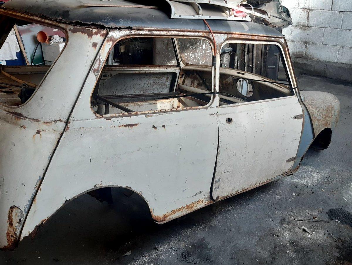 1967 Genuine Austin Mini Cooper MK1 For Sale (picture 2 of 6)