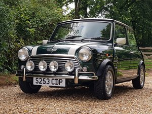 Picture of 1999 Rover Mini Cooper On Just 9250 Miles From New! SOLD