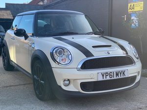 Picture of 2011 MINI Hatch 2.0 Cooper SD 3dr SOLD