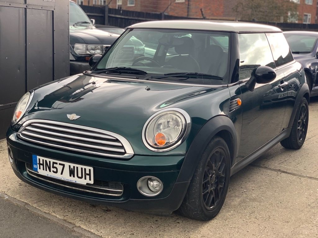 2007 MINI Hatch 1.4 One 3dr For Sale (picture 2 of 3)