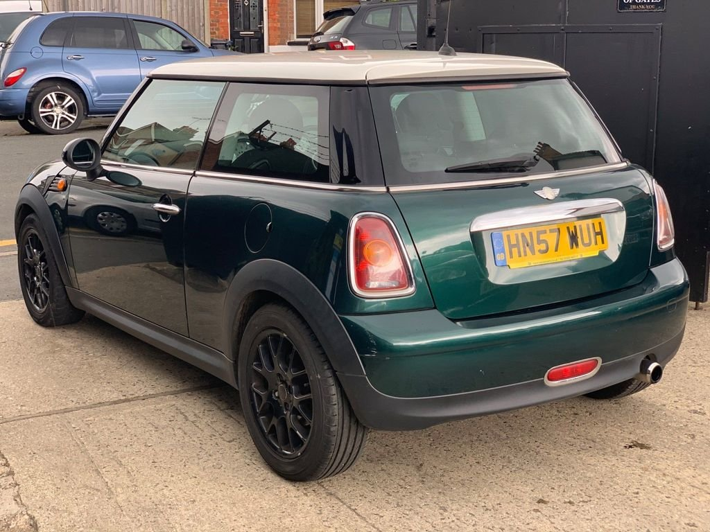 2007 MINI Hatch 1.4 One 3dr For Sale (picture 3 of 3)