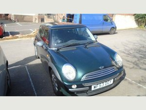 2003 MINI Hatch 1.4 One D 3dr