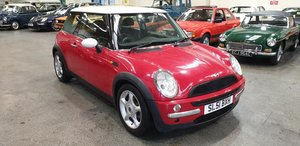 **OCTOBER ENTRY** 2001 Mini Cooper