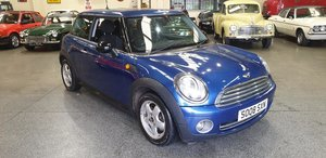 **OCTOBER ENTRY** 2008 Mini One