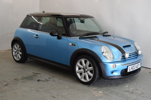 2003 Mini Cooper S ( R53 ) Just 39,957 Miles, High Specification SOLD