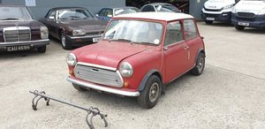 1984 *REMAINS AVAILABLE - AUGUST AUCTION* 1980s Mini Cooper S