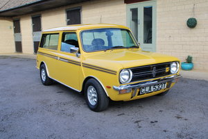 1978  MINI CLUBMAN ESTATE 1380CC