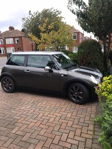 **OCTOBER ENTRY** 2005 Mini Cooper Park Lane For Sale by Auction