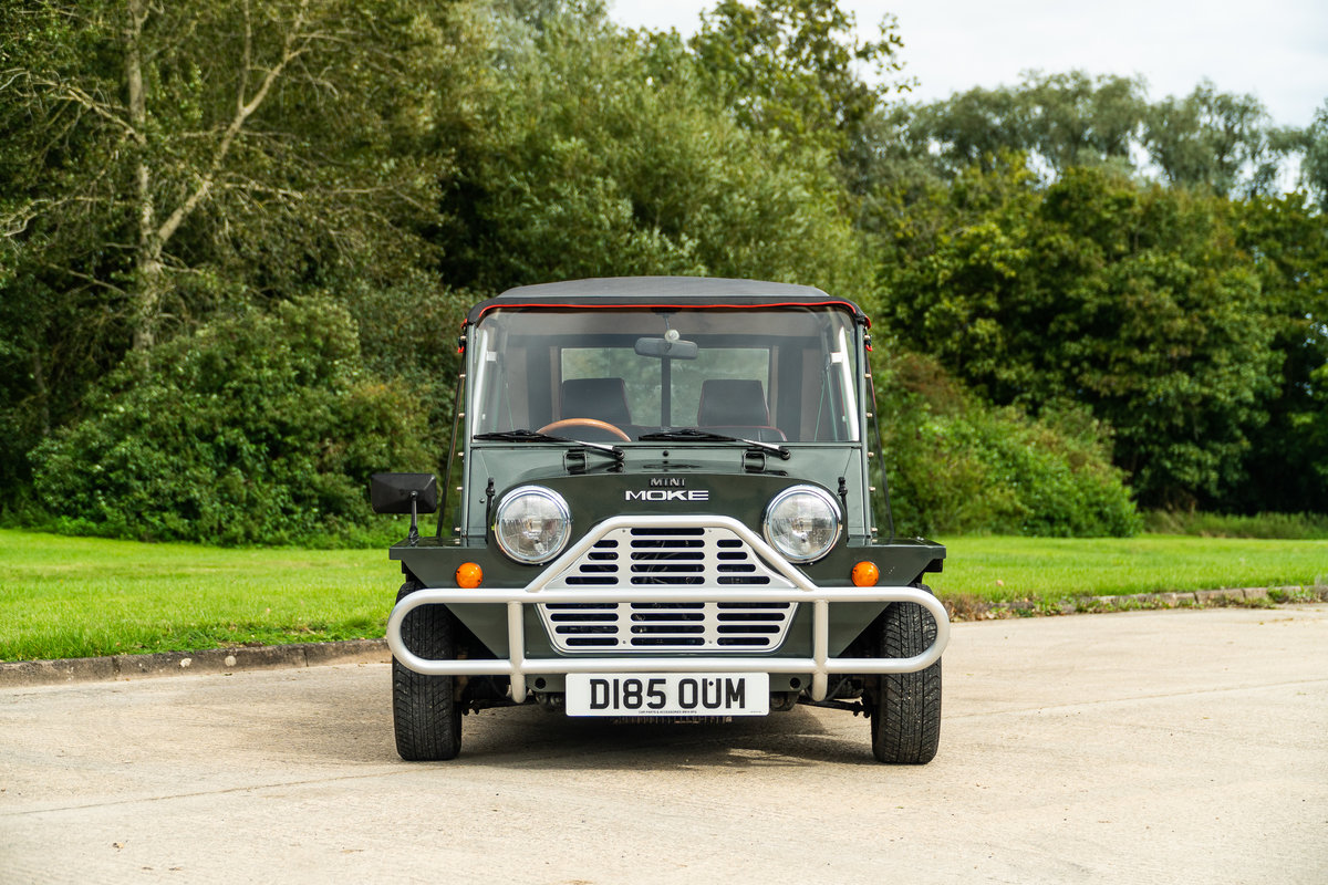 1986 A Nice Example Of A Mini Moke For Sale (picture 2 of 6)