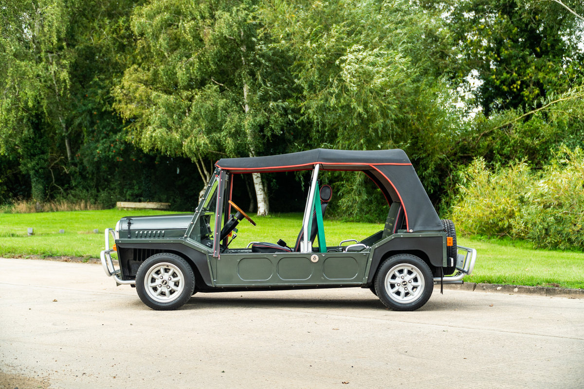1986 A Nice Example Of A Mini Moke For Sale (picture 3 of 6)