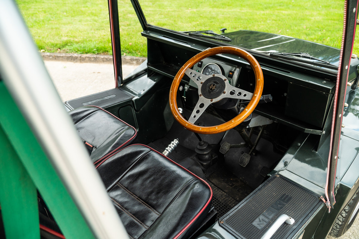 1986 A Nice Example Of A Mini Moke For Sale (picture 4 of 6)