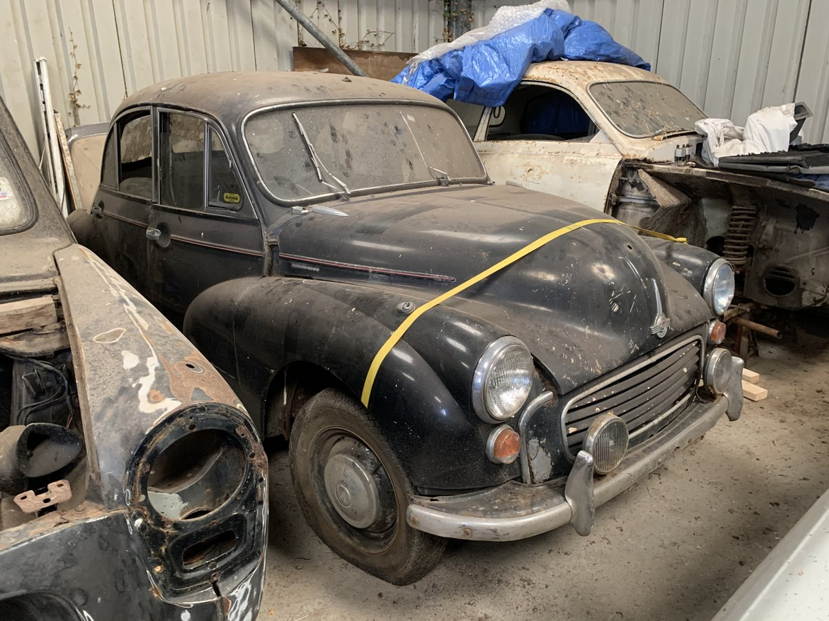 2007 Morris Minor Convertible for restoration For Sale (picture 5 of 5)