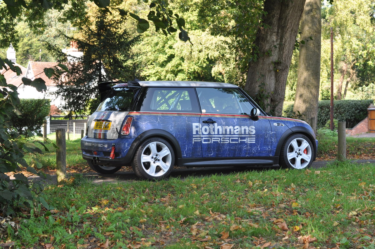 2005 NOW SOLD Mini Cooper S race car/track day car SOLD (picture 2 of 6)