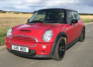 Picture of 2003 Mini Cooper s, Panoramic Roof. New MoT SOLD