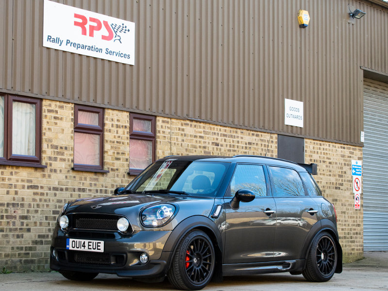 2014 Prodrive MINI Cooper S All4 Countryman For Sale (picture 1 of 6)