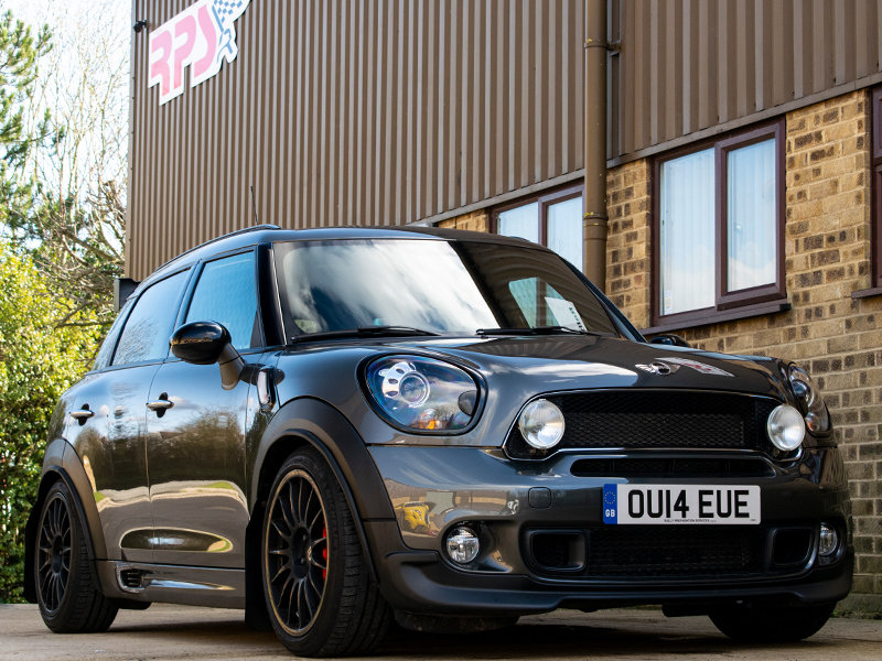 2014 Prodrive MINI Cooper S All4 Countryman For Sale (picture 2 of 6)