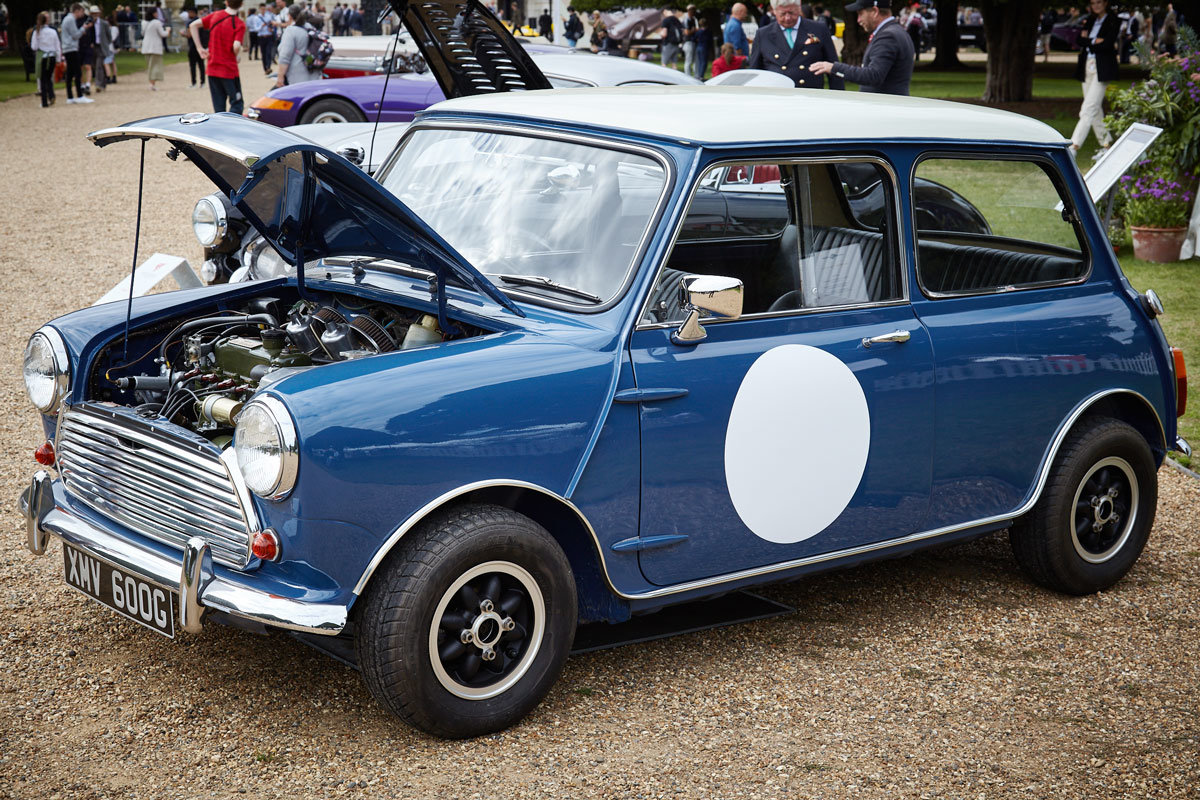 1969 Mini Cooper S MkII with Bill Richards race engine upgrade For Sale (picture 1 of 6)