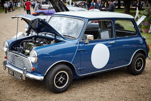 Mini Cooper S MkII with Bill Richards race engine upgrade