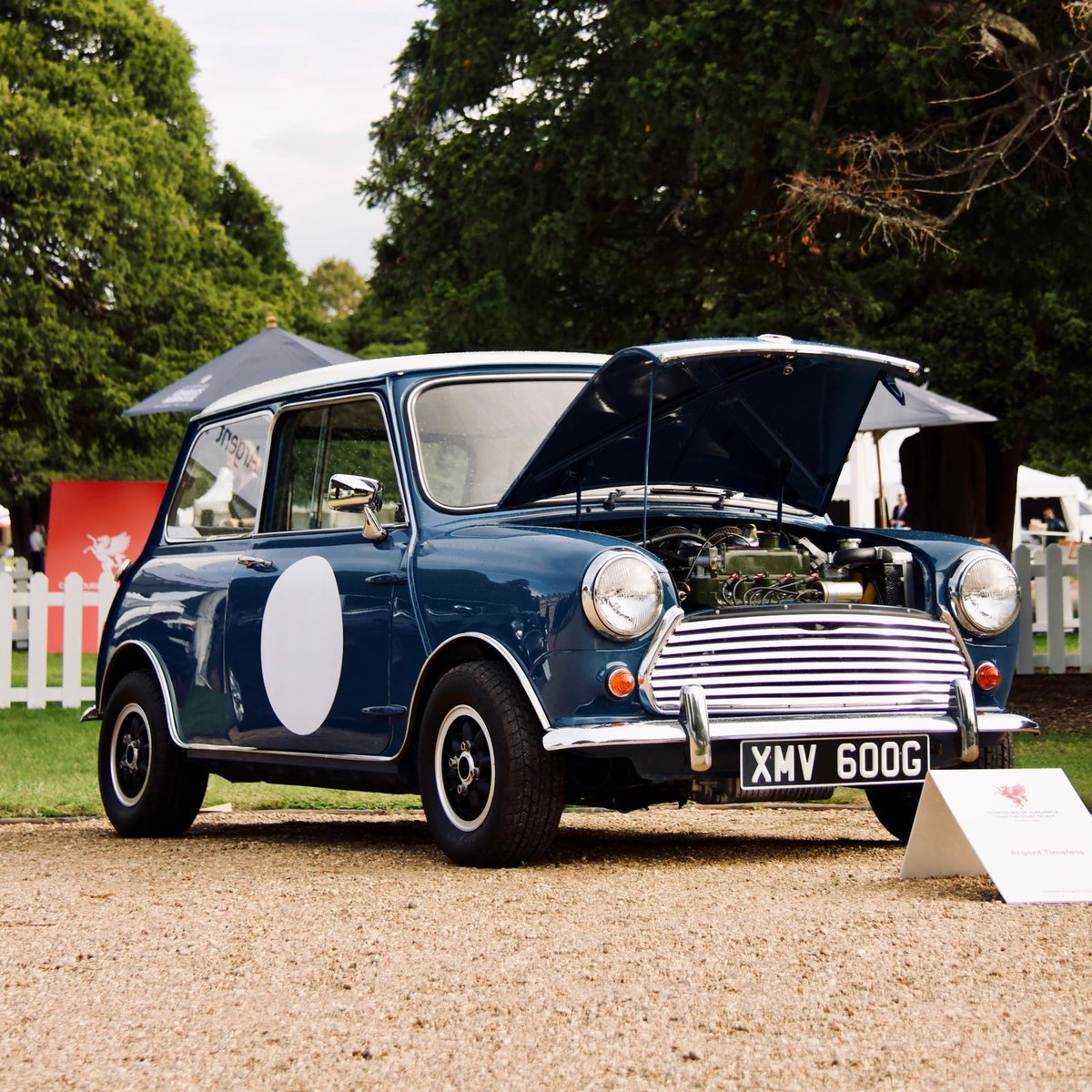 1969 Mini Cooper S MkII with Bill Richards race engine upgrade For Sale (picture 6 of 6)