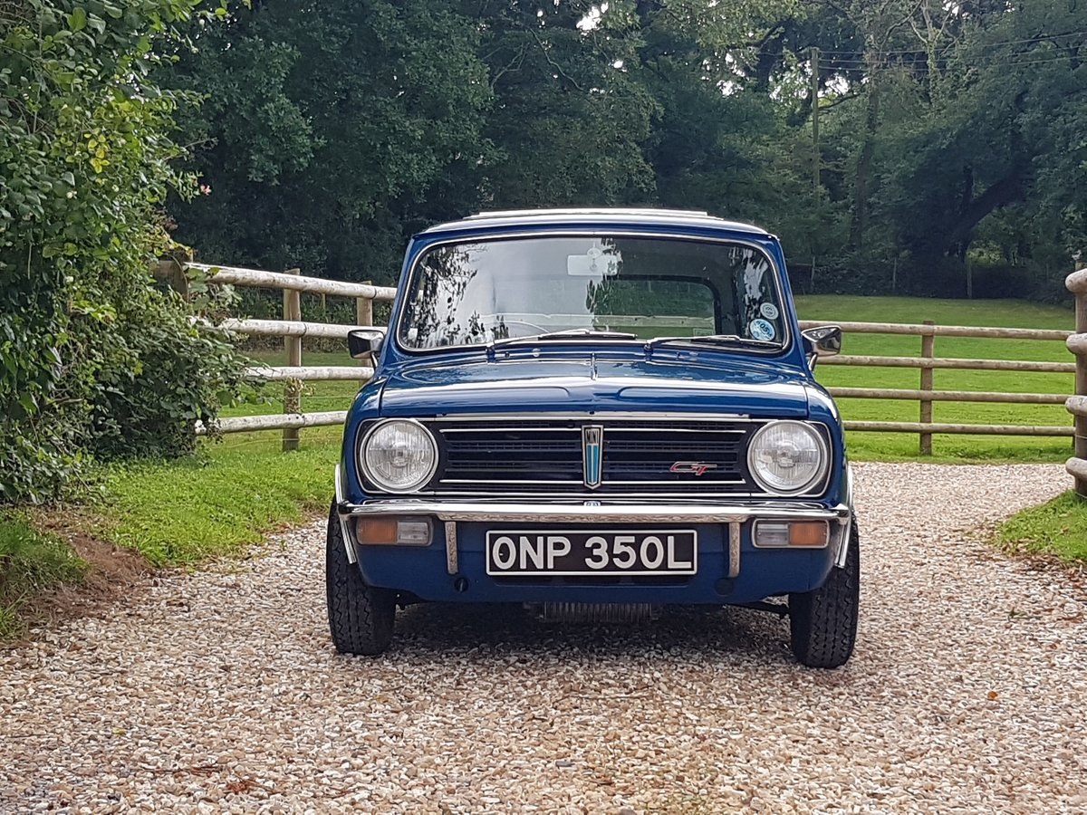 1972 Lovely Austin Mini 1275 GT SOLD (picture 2 of 10)