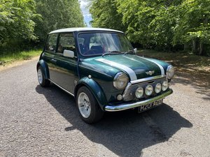 1990 Rover Mini Cooper The Fast & Furious car