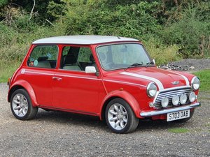 Mini Cooper Sportspack, 1998, Red
