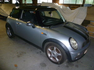 Picture of 2003  MINI COOPER 1600cc