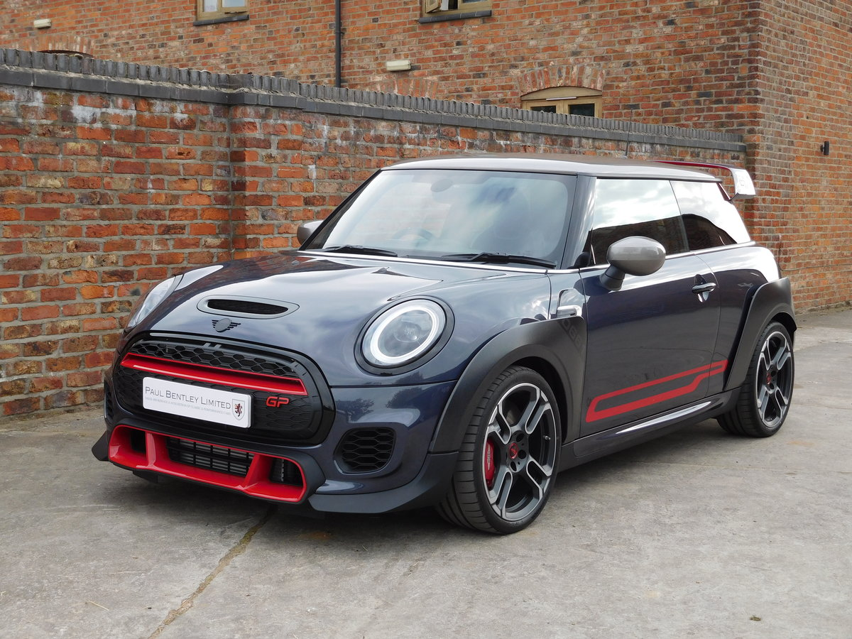 2020 Mini John Cooper Works GP3 RHD – GP Touring package For Sale (picture 1 of 6)