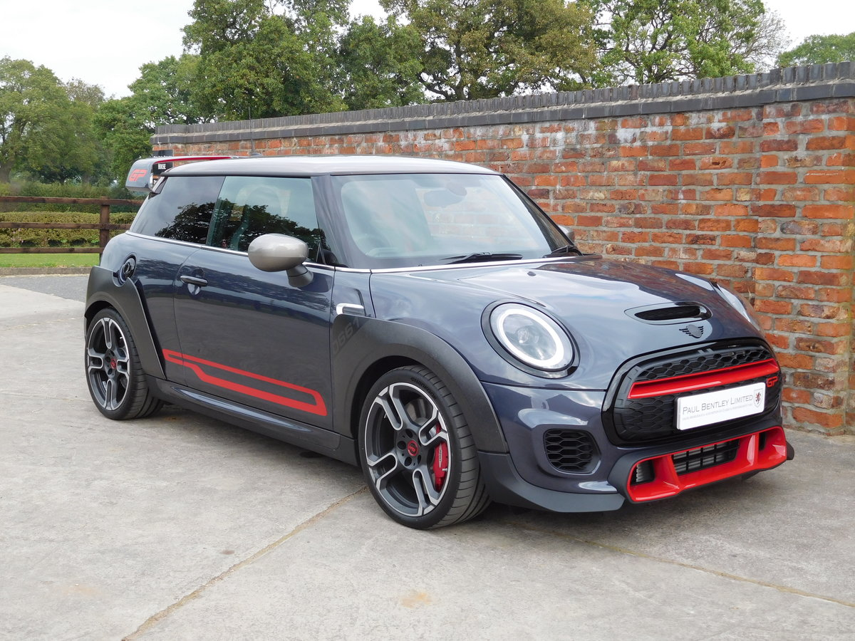 2020 Mini John Cooper Works GP3 RHD – GP Touring package For Sale (picture 2 of 6)