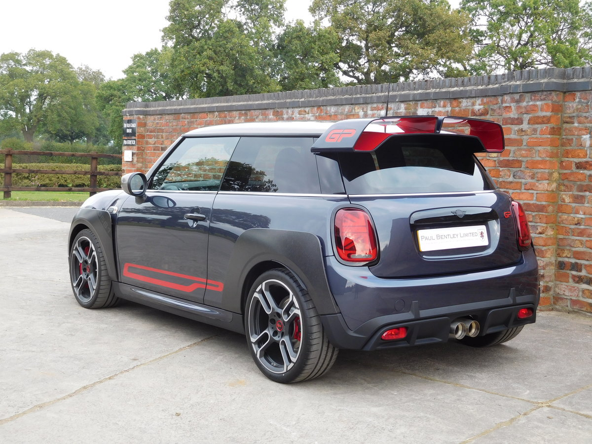 2020 Mini John Cooper Works GP3 RHD – GP Touring package For Sale (picture 3 of 6)