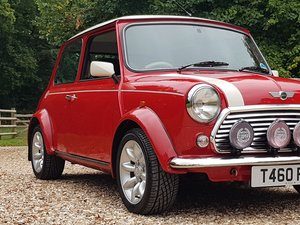 1999 Outstanding Mini Cooper Sport On Just 4800 Miles From New!