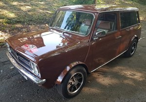 1976 MINI CLUBMAN ESTATE