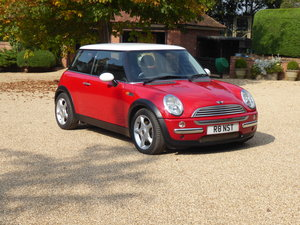 2002 Mini Cooper Mk1 FSH Immaculate Original Condition