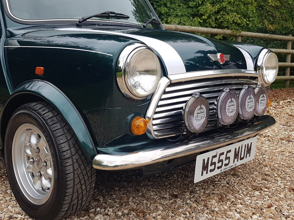 1994 Mini Cooper Grand Prix no. 1 of 35 *Owned By John Cooper* SOLD (picture 3 of 10)