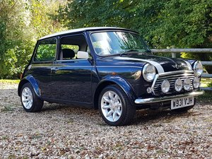 2000 Immaculate Mini Cooper Sport On Just 6350 Miles From New!