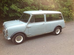 1961 Mini van only one previous long term owner