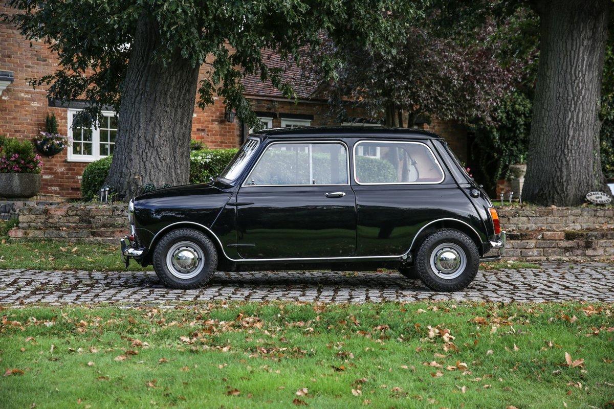 1969 Morris Mini Cooper S MkII For Sale (picture 2 of 6)