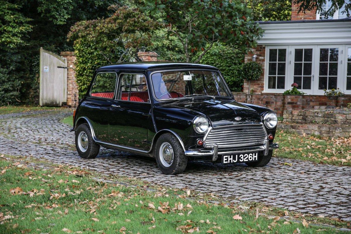 1969 Morris Mini Cooper S MkII For Sale (picture 3 of 6)