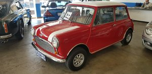 Picture of 1968 Rare Mini Cooper S 1275 Twin Tank