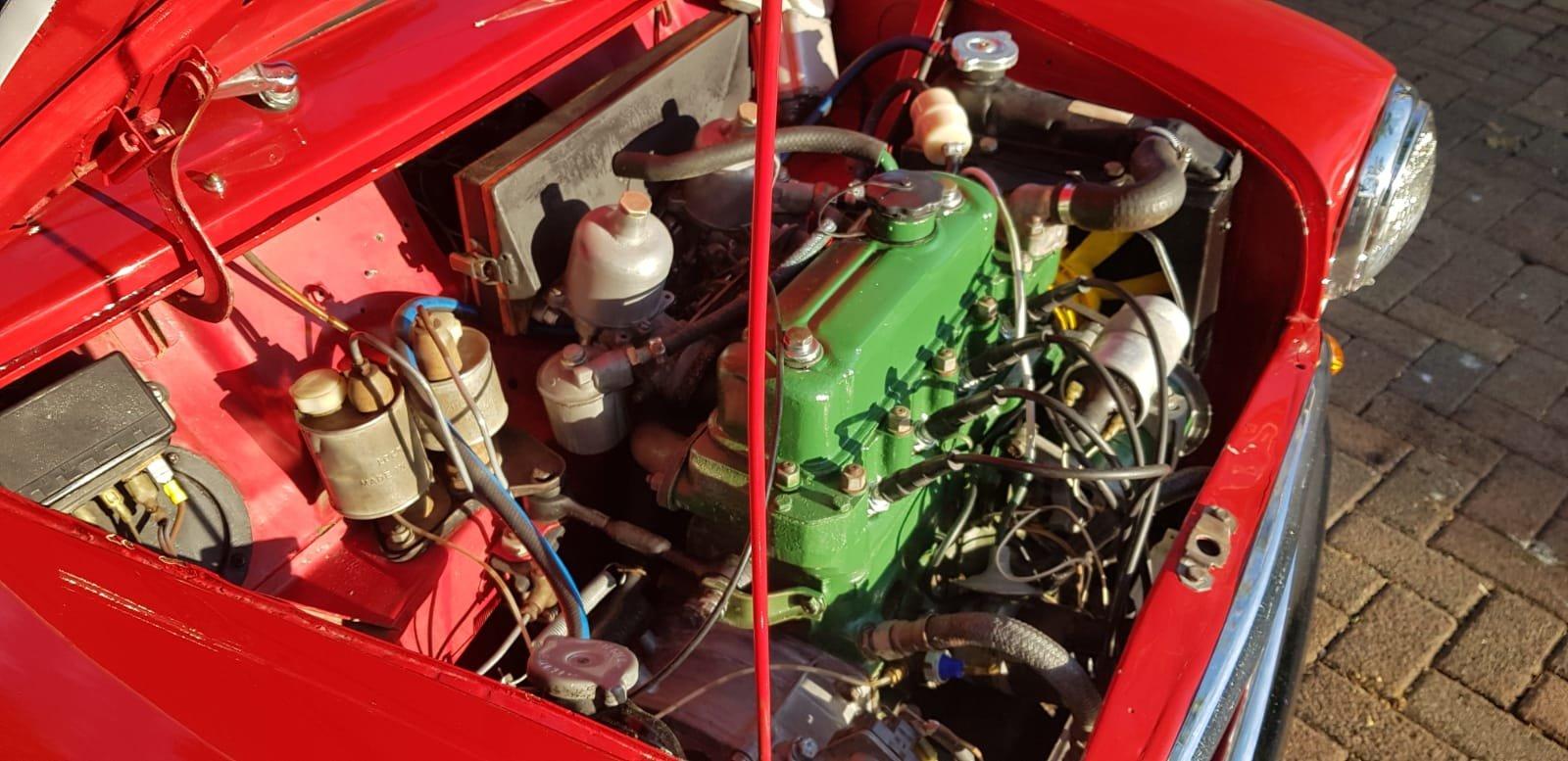 1968 Rare Mini Cooper S 1275 Twin Tank For Sale (picture 3 of 6)