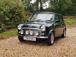 Picture of 1999 Lovely Mini 1.3 MPI On Just 10800 Miles From New! SOLD