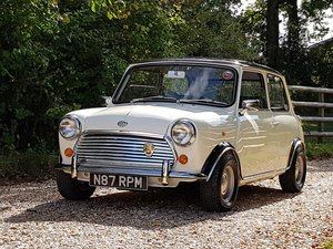 Picture of 1995 Fantastic Mini 1.3 SPI with 70's Cooper S Styling! SOLD