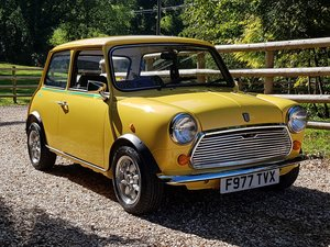 Picture of 1989 Stunning Mini City On Just 14900 Miles From New
