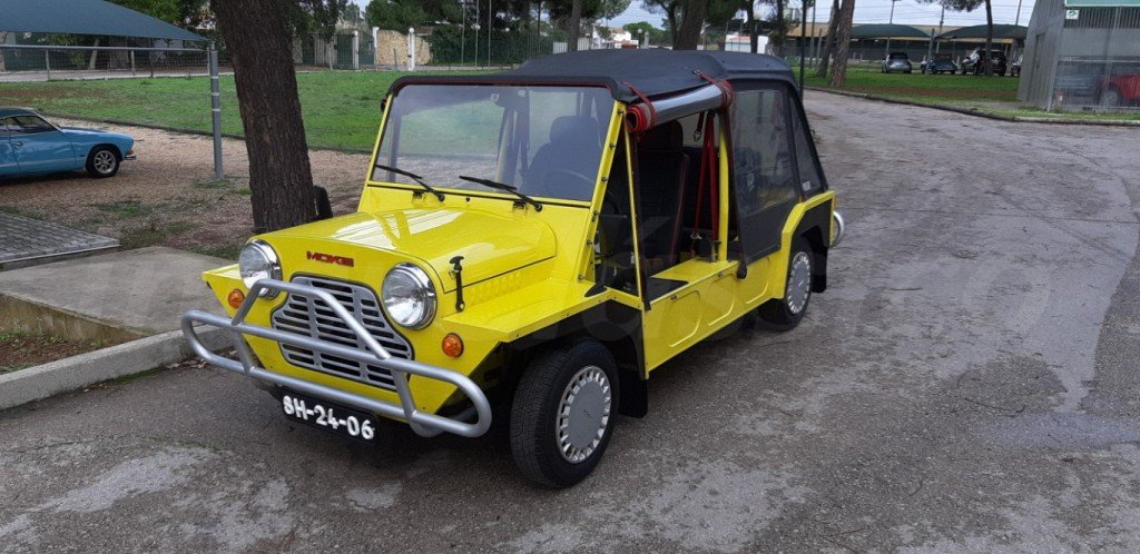 1989 Mini Moke only 19878 kms For Sale (picture 1 of 6)