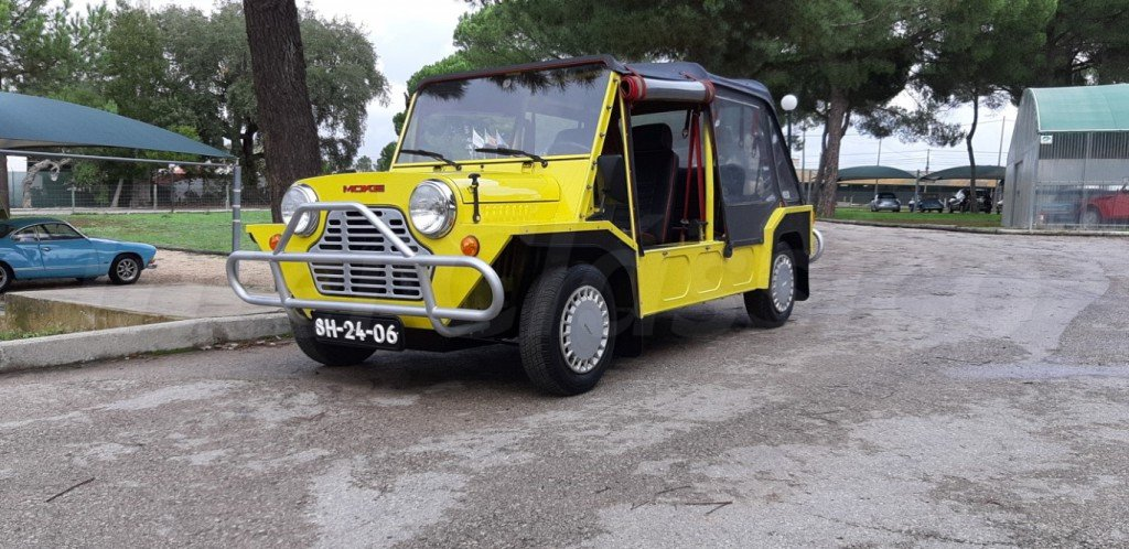 1989 Mini Moke only 19878 kms For Sale (picture 3 of 6)