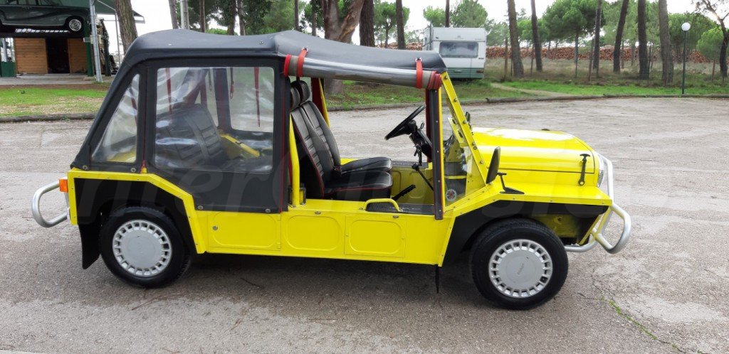 1989 Mini Moke only 19878 kms For Sale (picture 4 of 6)