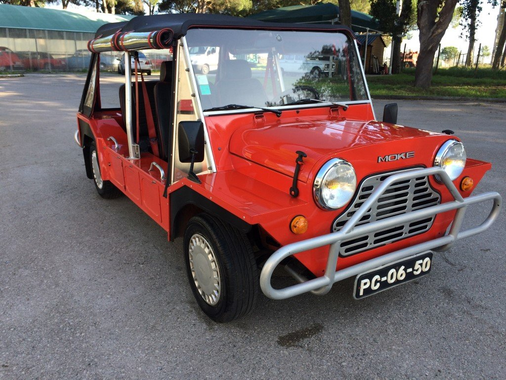 1988 Mini Moke in very good condition For Sale (picture 2 of 6)
