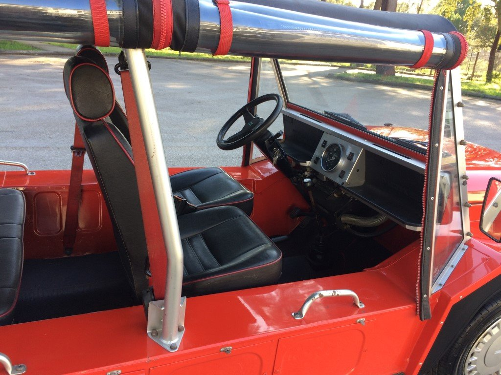 1988 Mini Moke in very good condition For Sale (picture 3 of 6)