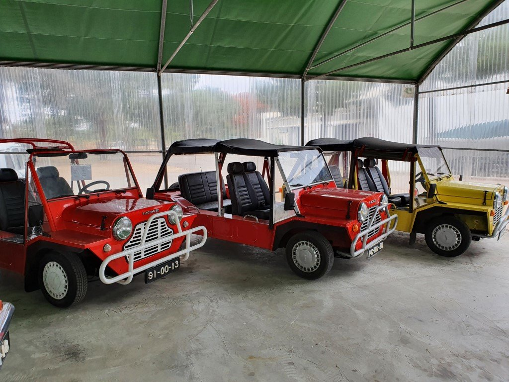 1988 Mini Moke in very good condition For Sale (picture 6 of 6)